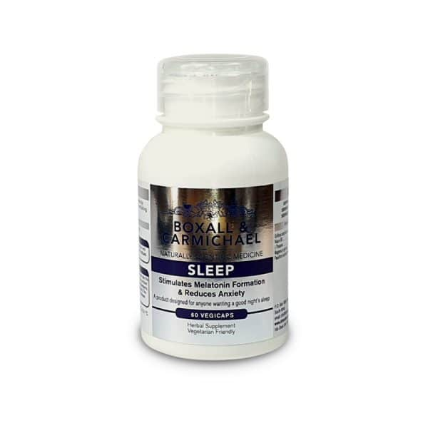 Boxall & Carmichael Sleep - wellness supplement