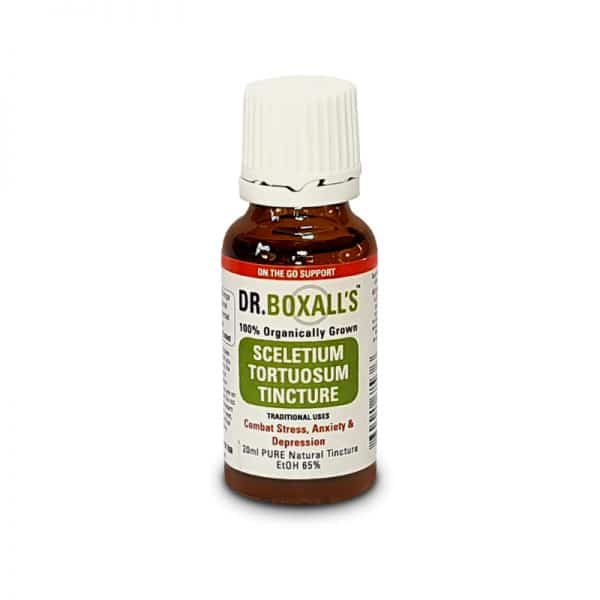 Dr Boxall's - Sceletium Tincture 20ml - wellness supplement