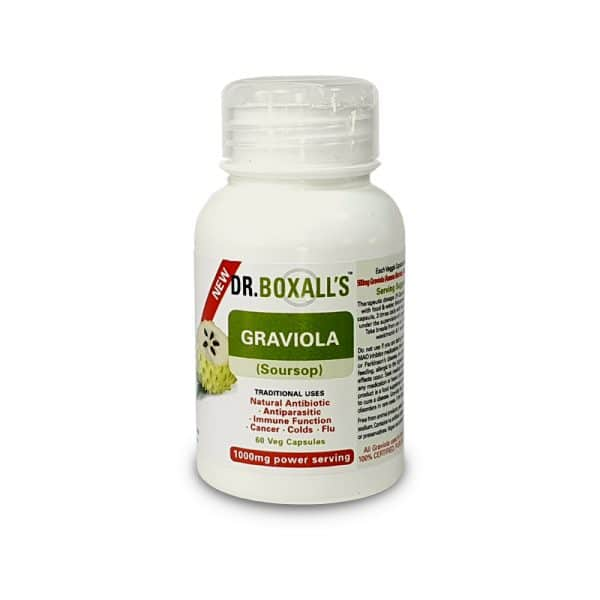 Graviola - wellness supplement